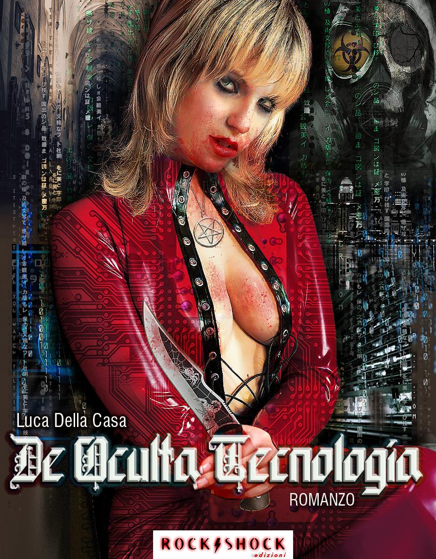 de oculta tecnologia, romanzo cyber-gotico, noir, fetish, emo, latex, esoterismo, reti neurali, rituali di sangue, dominazione, femdom